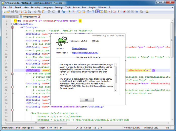 Download Notepad++